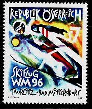 SELLOS DEPORTES AUSTRIA 1996 2008  1v.