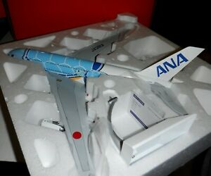 JC Wings 1:200   ANA Airlines  A380    #JA381A    -  Blue