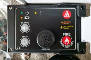 ARDENT VCM VEHICLE FIRE SUPPRESSION SYSTEM CONTROL MODULE MODEL: P2X