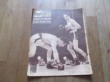 JOURNAL BUT ET CLUB 270 famechon boxe football cyclisme rugby 1950
