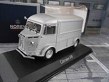 CITROEN Hy 1962 silber silver grau grey Van Bus Transporter Norev NEU 1:43