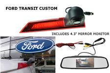 Ford Transit Maßgefertigt Van Rückwärts Rückwärtsfahren Kamera /& Display May