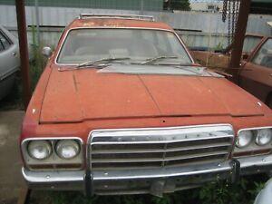 Chrysler Valiant Regel CM Wagon - Read Description