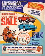 Automotive Parts & Accessories No.70JB 1989 For All Makes & Models 022817nonDBE2