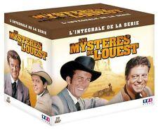 LES MYSTERES DE L'OUEST - Intégrale de la série en DVD - Neuf - Edition FR