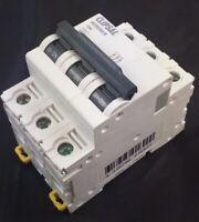 Genuine Clipsal 4CB350/6 Miniature Circuit Breaker MAX 4 6kA 50A 415V 3P C-curve