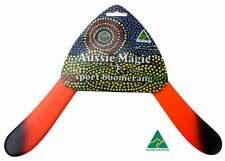 Aussie Magic SPORT Boomerang, Australian Made Returning Boomerang Right Handed