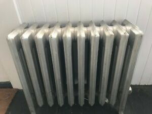 $150 Cast iron Radiators for Steam and Hot Water Systems 3 x 26 1/2 W, 1 x 34 W