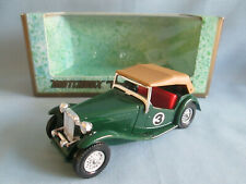 "Matchbox Models of Yesteryear Y8-4 1945 MG ""TC"" Car Boxed"