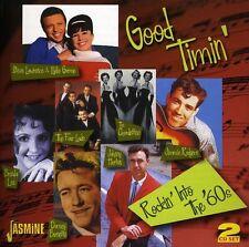Various Artists - Good Timin Rockin / Various [New CD]