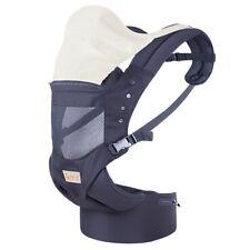 Portable Baby Carrier Infant Breathable Adjustable Durable Wrap Sling Backpack