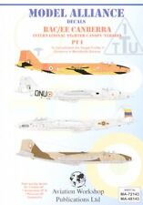 Model Alliance 1/48 BAC/EE Canberra partie 1 B (1) 58 Fighter Canopy versions pour
