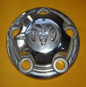 (1) 1994-2001 Dodge Ram 1500  Chrome OEM Center Cap # 52038267