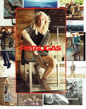 Publicité Advertising 127  2012   les chaussures Pataugas