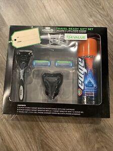 Men's Schick Hydro 5 Sense Travel Ready Gift Set