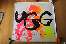 Uggs Ugs Shoes Neon 80's Skateboarding Poster 36x36in. Shop Display Banner