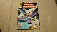 OLD MARVEL GI JOE COMIC BOOK, SPECIAL MISSION No 7