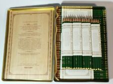 More details for tin of 144 9000 pencils jubilator commemorated 222 years of faber-castell
