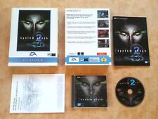 System SHOCK 2 II PC WIN 95/98 Tedesco Usk 16 #