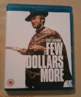 For A Few Dollars More (Blu-ray) Brand new. Clint Eastwood.