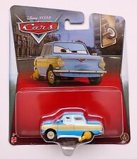 Disney Pixar Cars VLADIMIR TRUNKOV WITH CAR BOOT  London Chase Rare UK  !!