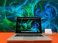 Apple Macbook Pro 13 | PRE-RETINA | Intel | 8GB RAM | 500GB | MacOS 2016