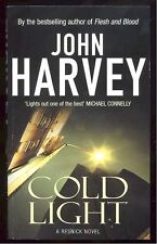 Luz fría: (Resnick 6) por John Harvey (de Bolsillo, 2005)
