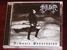 Tsjuder: Demonic Possession 2016 Reissue Season Of Mist Records SOM 383 NEW