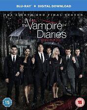 Vampire Diaries - Season 8 [2017] (Blu-ray)
