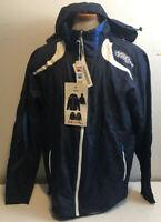 Toronto Blue Jays Size Large Windbreaker Jacket New MLB Baseball