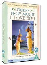 Guess How Much I Love You DVD - Nutbrown Hare Childrens Kids Family Baby **NEW**