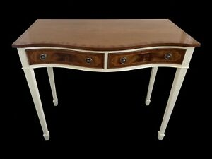 Art Deco Exclusive CMC Designs Writing table desk, Pro French painted & polished