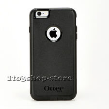 OtterBox Commuter 2-Layer Hard Case Cover for iPhone 6 Plus iPhone 6s Plus Black