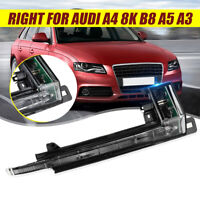 Right Wing Side Rear View Mirror Turn Signal Light Indicator For AUDI A4 A3 A5