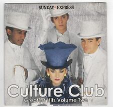 Culture Club: Greatest Hits (Volume 2) — Express promo CD (7 tracks, see scan 2)