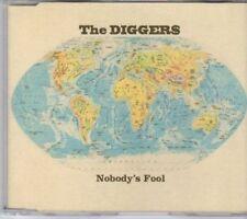 (BA486) The Diggers, Nobody's Fool - 1996 DJ CD
