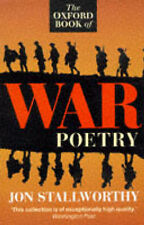 The Oxford Book of War Poetry,  | Paperback Book | Good | 9780192825841