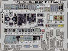 Eduard Zoom SS405 1/72 Grumman F-14A Tomcat Hobby Boss