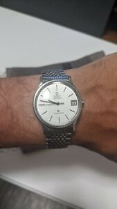 Vintage Omega Constellation F300 Electronic 35mm Watch