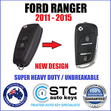 FORD RANGER PX 2011 2012 2013 2014 2015  REMOTE FLIP KEY TRANSPONDER CHIP FOB