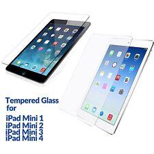 Anti Scratch Tempered Glass Film Guard Screen Protector for iPad Mini 4 3 2 1 AU