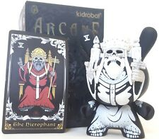 Kidrobot Arcane Divination Dunny Blind Box Series - The Hierophant Chase JPK