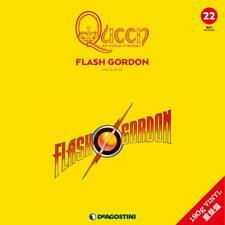 OOP Queen LP Record Collection Flash Gordon OST Deagostini Japan Freddie Mercury