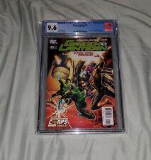 Green Lantern: 25 CGC 9.6 (First Appearances: Larfleeze & Atrocitus)