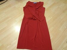 Women's Simply Vera S Red Dress By Vera Wang