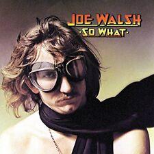 Joe Walsh - So What [CD]