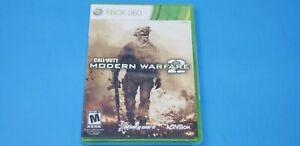 Call of Duty: Modern Warfare 2 Xbox 360 NEW FACTORY SEALED! 1st Print COD MW2