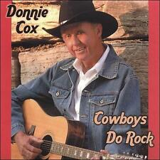 Cowboys Do Rock by Cox, Donnie