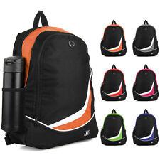 "SumacLife Nylon Laptop Backpack School Bag For 15.6"" Dell Alienware M15 / XPS 15"