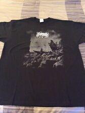 KOLDBRANN Stigma: Pa Kant Med  Shirt XL,Infernal War,Azarath,Belphegor,Urgehal